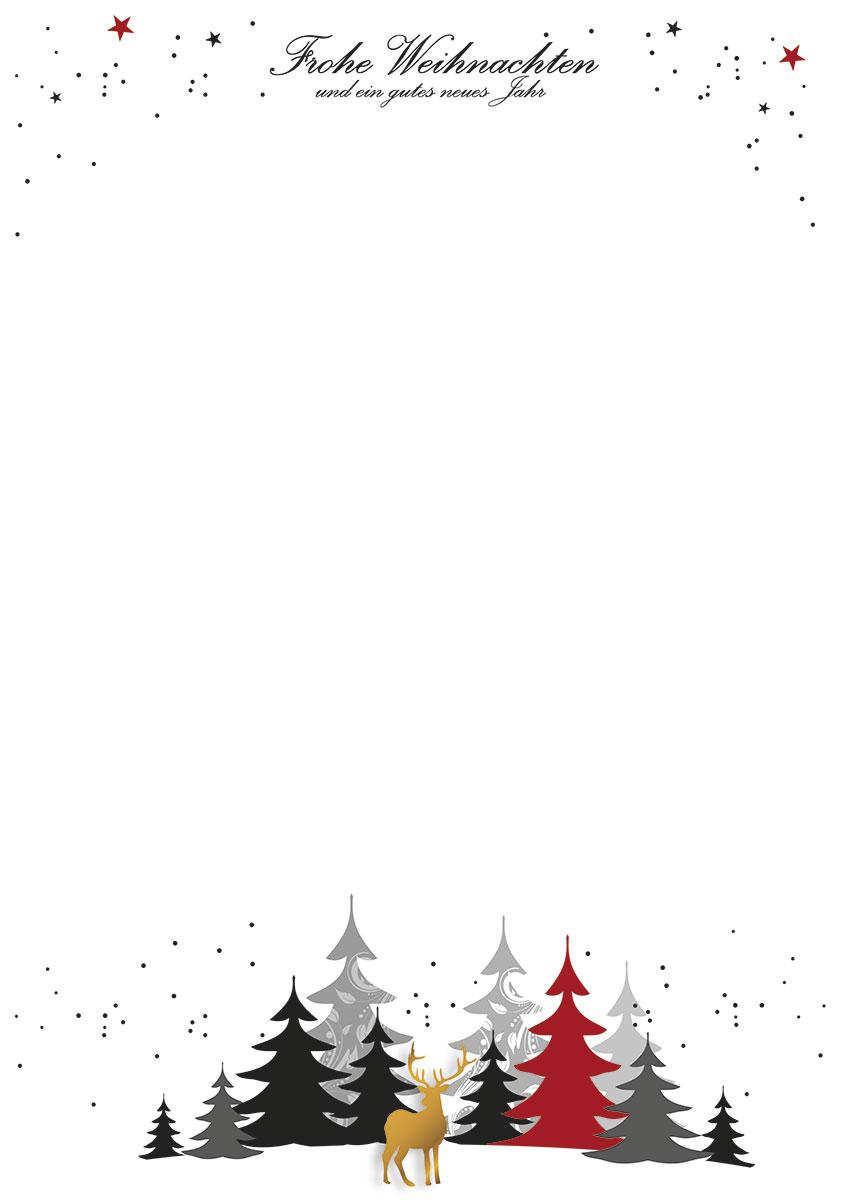 weihnachtskarten design f r firmen. Black Bedroom Furniture Sets. Home Design Ideas