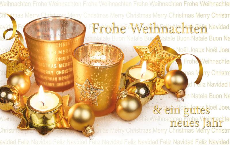 golden au ergew hnliche weihnachtskarten f r firmen. Black Bedroom Furniture Sets. Home Design Ideas