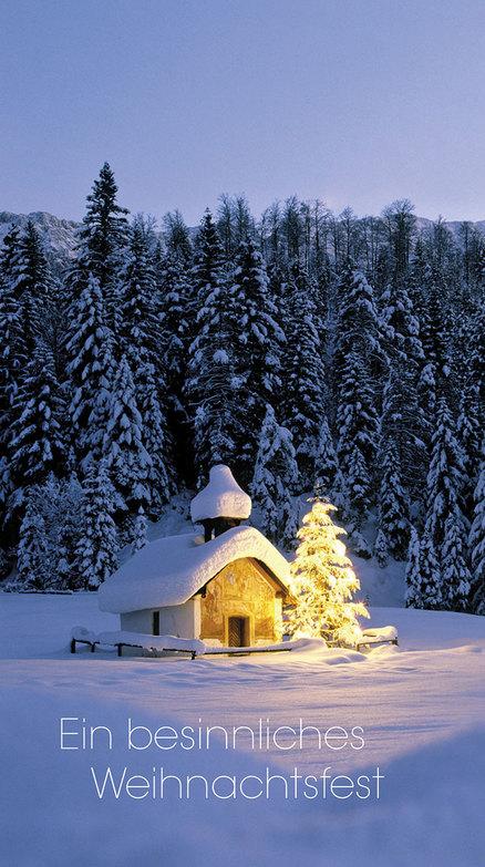 winterimpressionen weihnachtskarten online kollektion. Black Bedroom Furniture Sets. Home Design Ideas